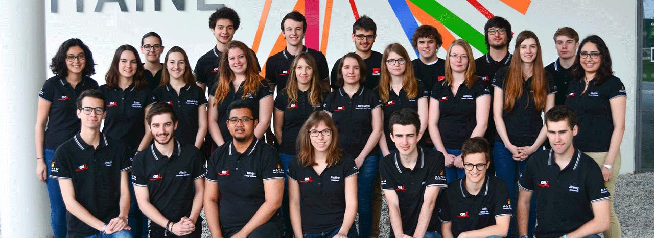 AEI parmi les 30 meilleures junior-entreprises de France
