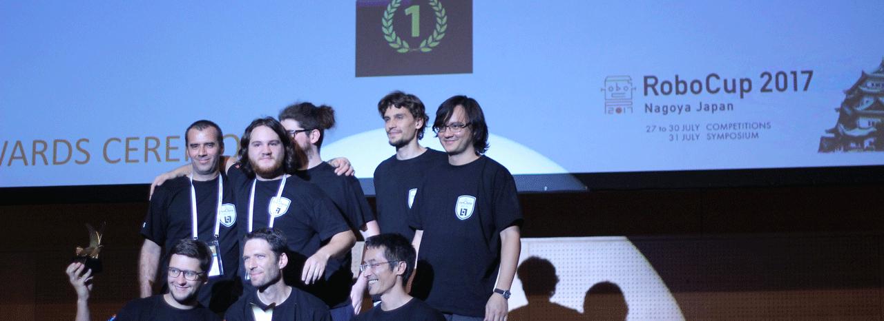 L'équipe Rhoban sur TF1 !