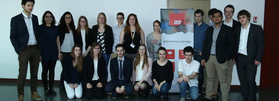 Confédération Nationale des Junior-entreprises - Equipe AEI