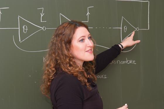 Accueil de professeurs invités à l'ENSEIRB-MATMECA