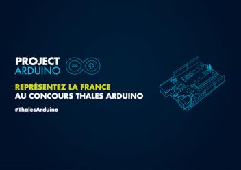 2 équipes de l'ENSEIRB-MATMECA sélectionnées pour la phase 2 du Challenge Thales Arduino !