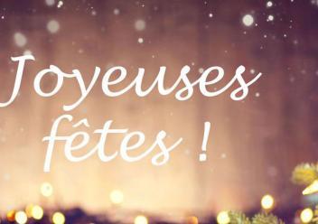 L'ENSEIRB-MATMECA vous souhaite de joyeuses fêtes de fin d'année !