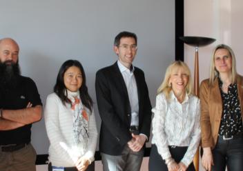 Signature d'un accord de partenariat ONET Technologies - ENSEIRB-MATMECA