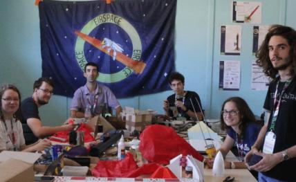 EirSpace au C'Space 2017 !